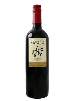 Payada Chilean Red Central Valley - Chili - Rode wijn - Eemlandwijnen.nl   Mooie en Exclusieve Wijnen voor een goede prijs