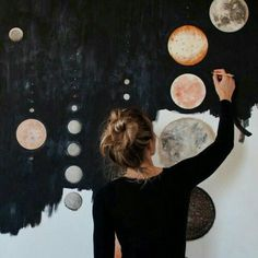 provocative-planet-pics-please.tumblr.com Sorry its been a few days. I took a road trip to see my favorite artist in concert and the exhaustion is still real. #hipster #planets #art #paint #space #astronomy #outerspace by hipsterheavendreams https://instagram.com/p/9mFGqsOYf_/