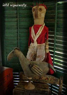 CraBBy GaBBy Dolls: primitive dolls