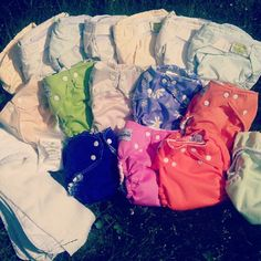 Start Up Cost for Cloth Diapers (Cloth Diaper Addicts)