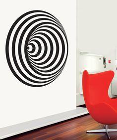 Loop - Vinilo Adhesivo mate. $69.900 COP. Cómpralo aquí--> https://www.dekosas.com/productos/decoracion-hogar-vinilos-decorativos-myvinilo-loop-detalle