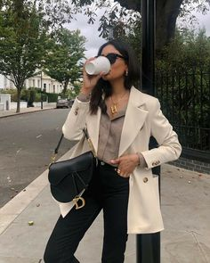 Classy Outfits, Chic Outfits, Trendy Outfits, Winter Outfits, Fashion Outfits, Fashion Trends, Fashion Ideas, Look Fashion, Winter Fashion
