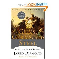 A very interesting read. Jared Diamond describes his theory on the trends seen throughout human history.
