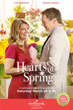 "Its a Wonderful Movie - Your Guide to Family Movies on TV: ""Spring Fling"" Premieres with Lisa Whelchel and Michael Shanks in ""Hearts of Spring"""