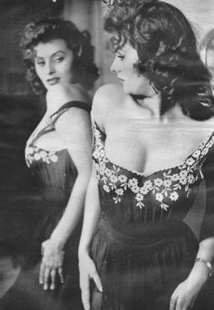 Sophia Loren-I LOVE this woman!!