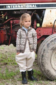 Design 5 ( .. ) Knitting For Kids, Baby Knitting Patterns, Knitting Designs, Knitting Projects, Crochet Baby, Knit Crochet, Baby Barn, Knit Fashion, Fashion Kids