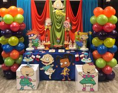 23 Best Rugrats Twins Party Images Rugrats Twins Baby Shower