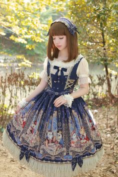 #LolitaUdpate: Honey Honey [-✌☪-Cats' Astrology-✌☪-] Normal Waist JSK
