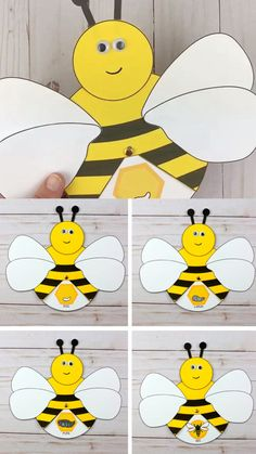 Use our honey bee life cycle printable to study the life cycle of a bee with preschoolers and older kids. Fun bee life cycle craft and activity. Bee life cycle craft and activity. Insect science project for preschoolers, kindergartners
