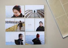 How to design a no-frills Project Life layout; very very useful tips for any type of photo / life presentations.