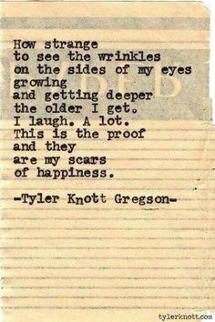 Cicatrices de felicidad