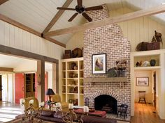 House+Crush:+Tour+This+Stable-Inspired+Home+in+South+Carolina  - CountryLiving.com
