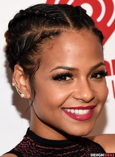 10 Eye Catching Braided Hairstyles for Round Faces