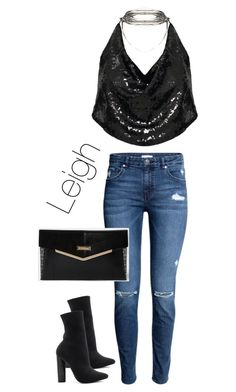 """""""Leigh Anne Pinnock"""" by littlemixfashioninspired on Polyvore featuring H&M, Steve Madden and River Island"""