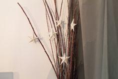 Outi's life: Tähtiä ja arvonnan voittaja Small stars Viria, Glass Vase, Home Decor, Decoration Home, Room Decor, Home Interior Design, Home Decoration, Interior Design