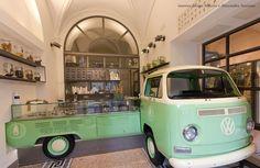 verde pistacchio via nazionale - Yummy gelato!