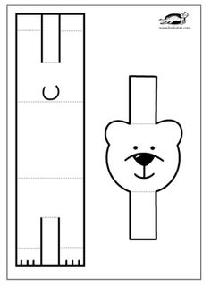 children activities, more than 2000 coloring pages Easy Arts And Crafts, Easy Crafts For Kids, Toddler Crafts, Preschool Crafts, Art For Kids, Polar Animals, Polar Bear, English Lessons For Kids, School Art Projects
