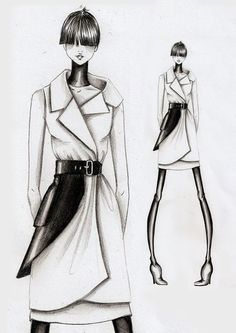 Fashion Students Template