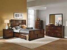 Toronto 7-PC Bedroom Package - Value City Furniture