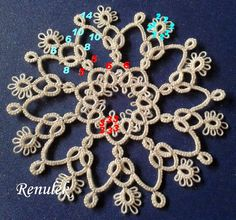 Tatting, Tatting, Chiacchierino: October 2014