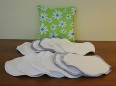 CUSTOM LISTING  Mommy Essential Kit  6 Sets of  by WetBagIt, $21.00