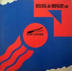 Various - Burning The Midnight Sun (Vinyl, LP) at Discogs