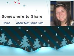 Somewhere to Share - Carrie Toth