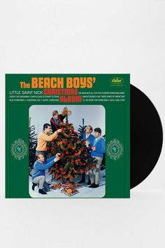 Beach Boys - The Beach Boys Christmas Album LP - Urban Outfitters
