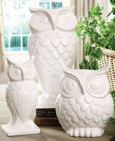 Owl Vase - Vases - Home Accents - Home Decor | HomeDecorators.com