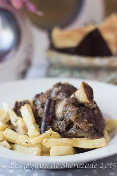 mhamer cuisine algérienne