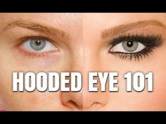 HOW TO MAKE HOODED EYES STAND OUT - WITHOUT CREASE WORK!!!! | Wayne Goss - YouTube | Bloglovin'