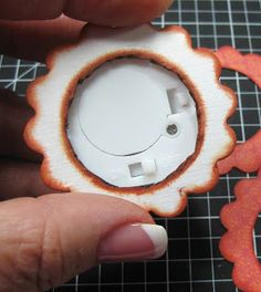 Fantabulous Cricut Challenge Blog: Thursday Tutorial - Tea Light Birthday Cake!