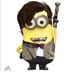 Eleventh Doctor minion