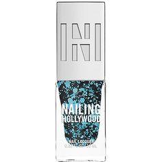 Nailing Hollywood Nail Polish, Splatter 0.33 oz (10 ml) ($9.99) ❤ liked on Polyvore featuring beauty products, nail care, nail polish and nail