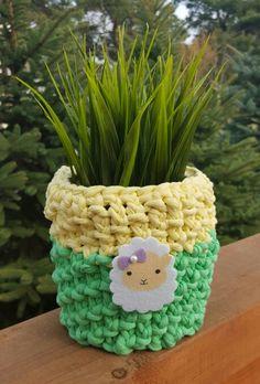 KotToOn T-shirt yarn www.knitpl.com zpagetti obręcze dziewiarskie loom knitting