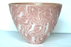 Earthenware Bowl by Sandy Godwin Clay Creations