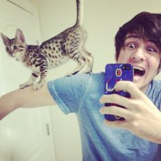 Anthony Padilla One of my favorite youtubers on youtube because he shows his love for Pokémon!!!! Love ya!!!