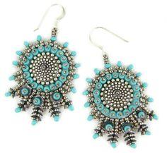 Aztec Earrings Kit