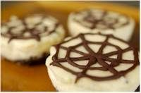 Halloween cheesecakes ... maybe I'll try these :O