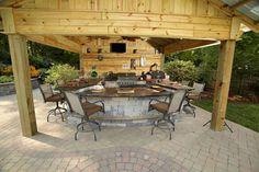 Back Yard Pavilion Kits - Bing Images