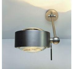 Top Light Puk Maxx Wing Single LED, Linse/Linse, 100 cm - Deckenleuchte