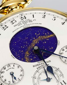 The Patek Philippe Henry Graves Supercomplication