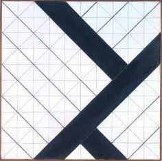 Theo Van Doesburg - Counter-Composition VI - 1925