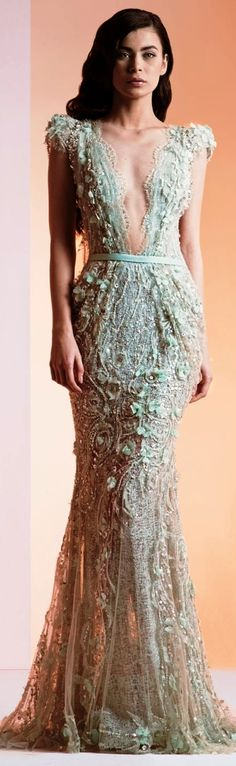 Ziad Nakad Haute Couture S/S 2014 jaglady