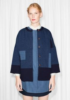 & Other Stories | Patchwork Jacket