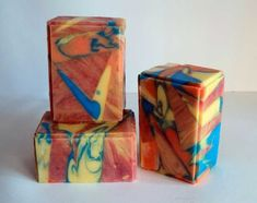 Creative soap by Steso: The results of the examination in a private school Savonnerie soap-boiler