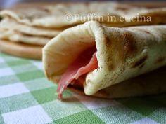 Piadine con esubero di pasta madre facili da preparare in poco tempo.-