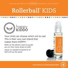 Happy Kiddo :: Rollerball KIDS Make & Take Workshop Kit #rollerball…