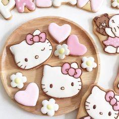 hello kitty cookies                                                                                                                                                                                 More