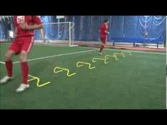 "Great speed and agility drills. Don't forget to subscribe this channel. Music: ""Cephalopod"" Kevin MacLeod (www.incompetech.com) Licensed under Creative Commo..."